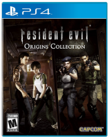 Фотография Игра PS4 Resident Evil: Origins Collection [=city]