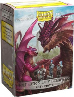 Фотография Протекторы Dragon Shield - Father's Day Dragon (100 шт.) [=city]