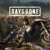 Фотография Игра PS4 Жизнь после (Days Gone) [=city]
