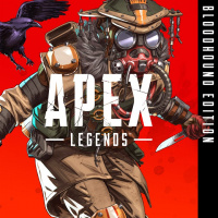 Фотография Игра PS4 Apex legends. Bloodhound Edition [=city]