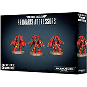 Фотография Blood Angels Primaris Aggressors [=city]