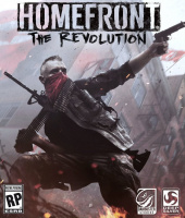 Фотография Игра PS4 Homefront: The Revolution [=city]