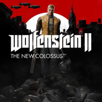 Фотография Игра PS4 Wolfenstein 2: The New Colossus [=city]