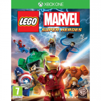 Фотография Игра XBOX ONE Lego Marvel Super Heroes (Лего Марвел Супер Герои) [=city]